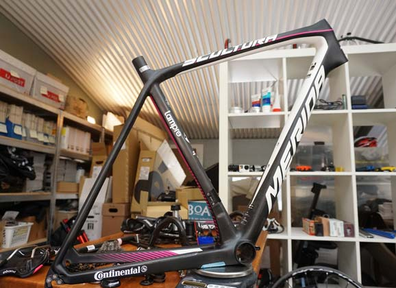 Bike build in brief: Merida Scultura