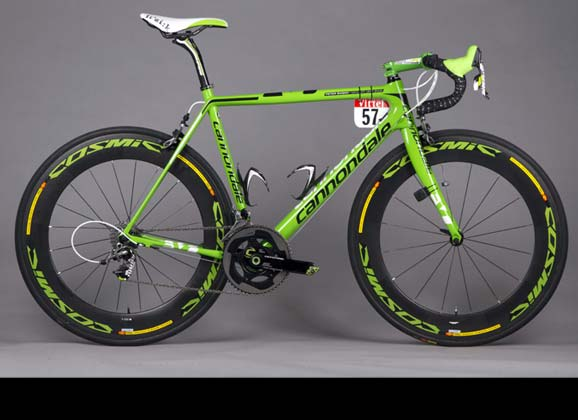 From the archives: Sagan's Cannondale – Tour 2012
