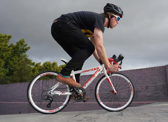 S'Cool: road bikes for kids