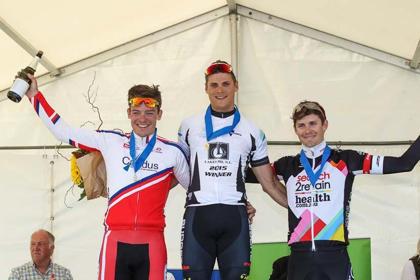 Scott Sunderland  winner of the 100th Melbourne to Warrnambool ... 350c3b2c2