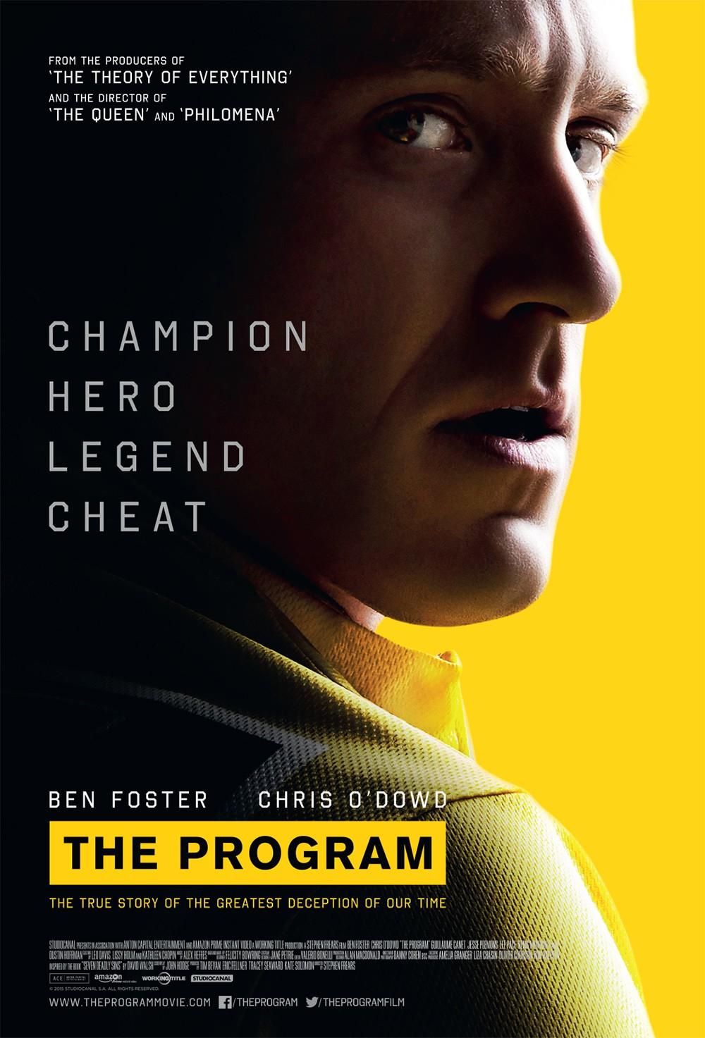 The Program poster