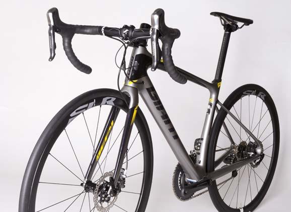 Bike test 05: RIDE 70 –Giant