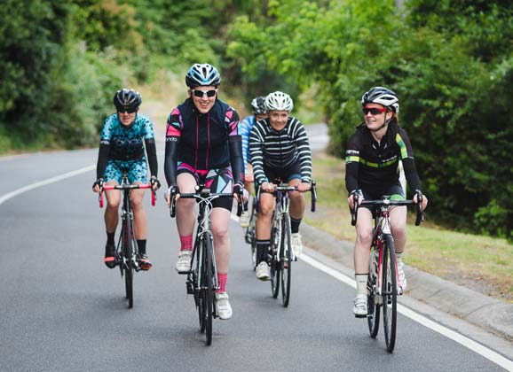 Introducing the Bicycle Network women's RACV Ascent
