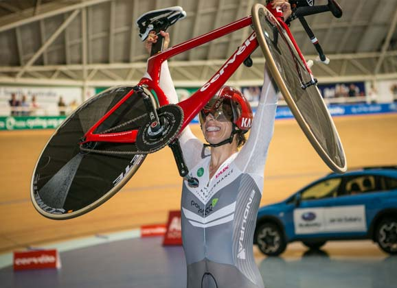 Bridie O'Donnell: Queen of the Hour –46.882km