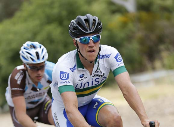 TDU Stage One Rider Analysis: Sean Lake does it his way