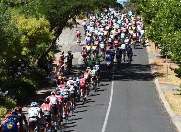 TDU Stage Two Rider Analysis: Pat Shaw's hill climbs