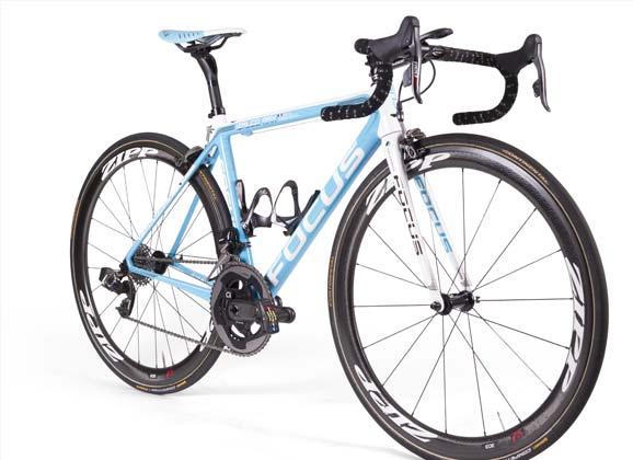 Team bikes: AG2R La Mondiale 2016 –Focus