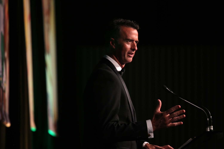 Cycling Australia's CEO, Nick Green. Photo: John Veage