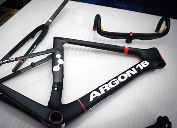 Argon 18 Nitrogen: workshop gallery