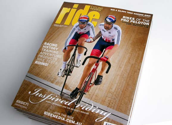 #RIDE71 – the story of the cover