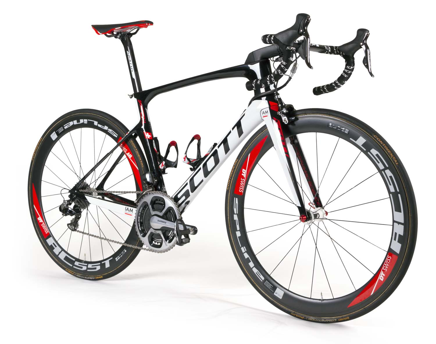Team Bikes Iam Cycling 2016 Scott Ride Media