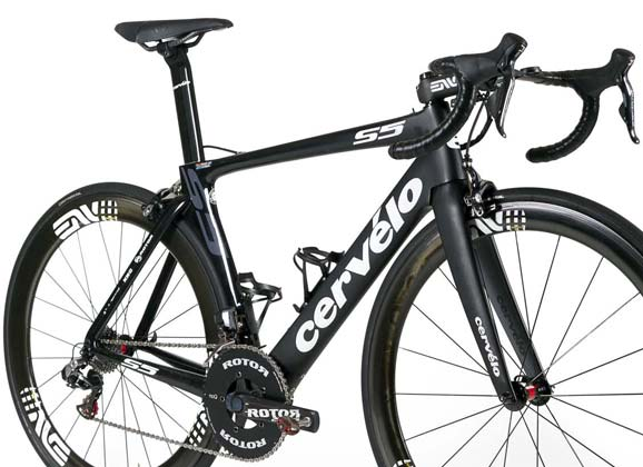 Team bikes: Dimension Data 2016 – Cervelo