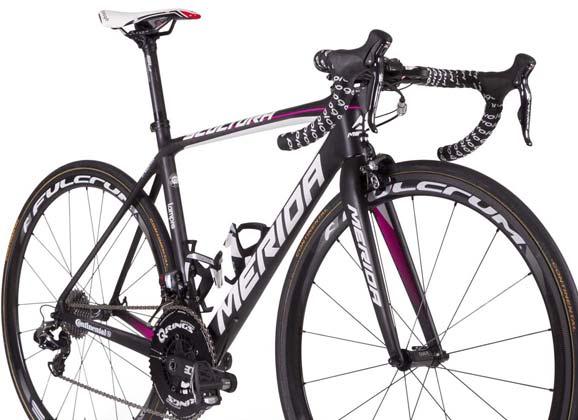 Team bikes: Lampre-Merida 2016 – Merida - Ride Media