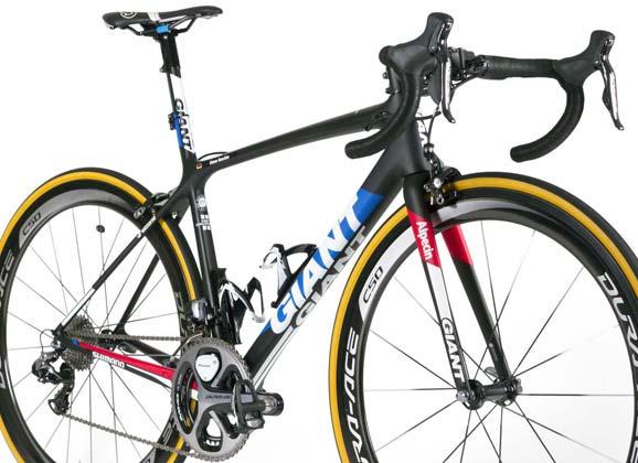 Team bikes: Giant-Alpecin 2016 – Giant