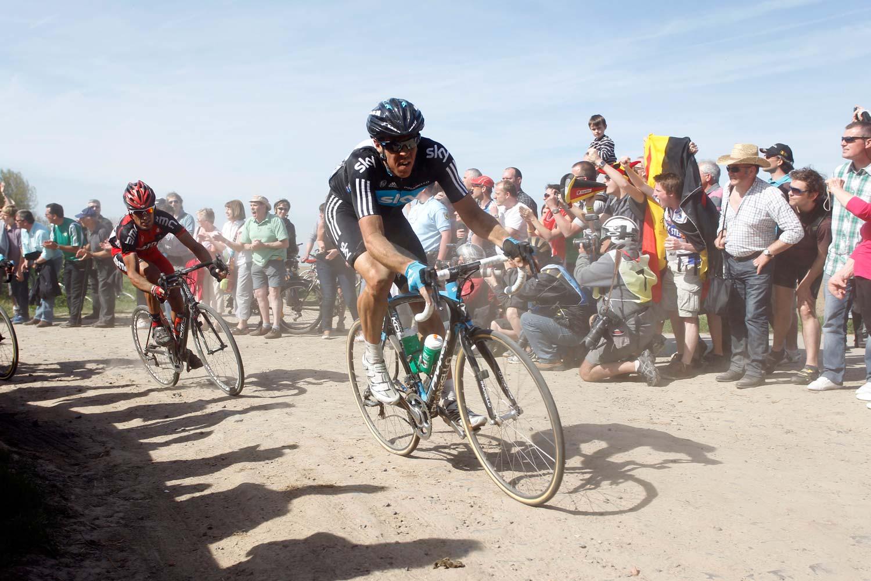2011: 10th place. Photo: Yuzuru Sunada