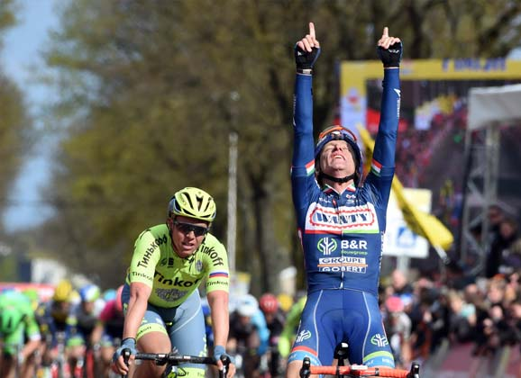 Amstel Gold Race: the win that got away
