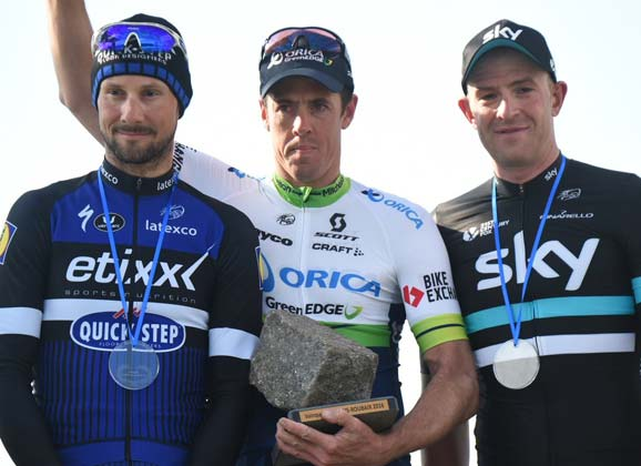 Hayman's history in Paris-Roubaix