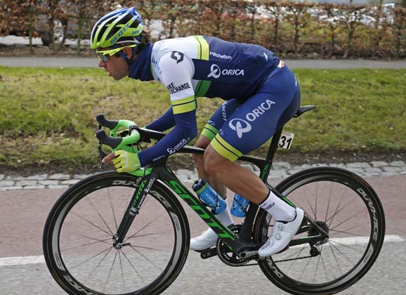 Matthews: looking forward to Flèche Wallonne