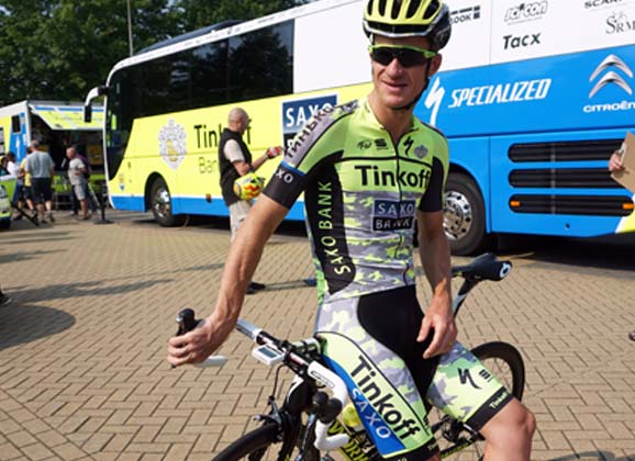 """Rogers: """"The most important thing, I can still ride"""""""