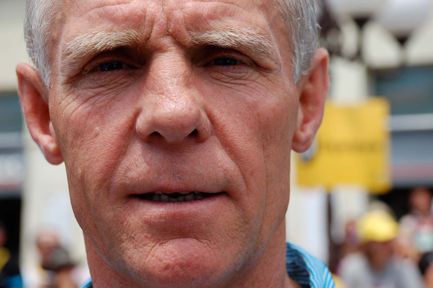Shane Sutton in 2013. The Australian recently resigned from his position as technical director of British Cycling. Photo: Rob Arnold
