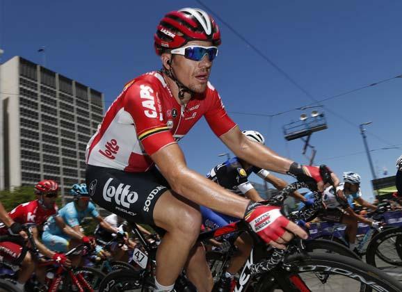 Hansen soon to start his 20th Grand Tour