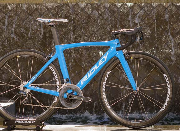 Ridley adds colour as it returns to Australasia
