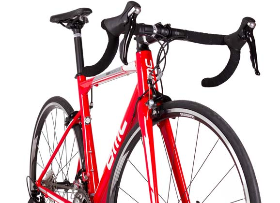 Bike test 05: RIDE 73 – BMC teammachine ALR01