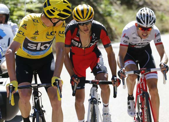 Richie Porte interview – summary of a season