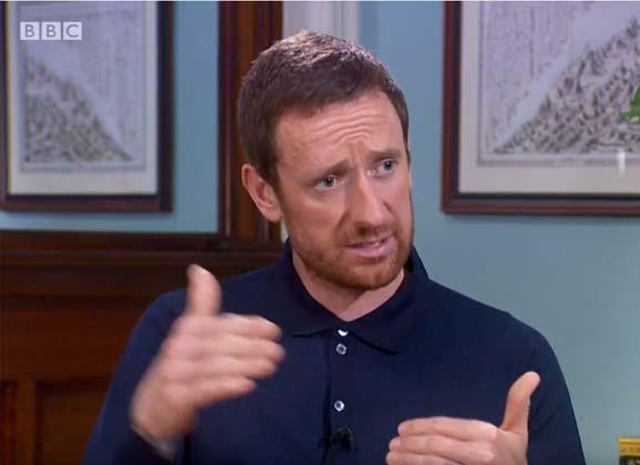 Bradley Wiggins' BBC interview with Andrew Marr: a verbatim transcript