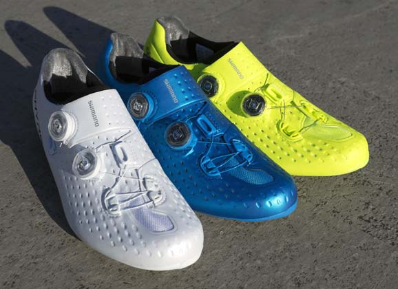 Into the market: Shimano's S-PHYRE shoes