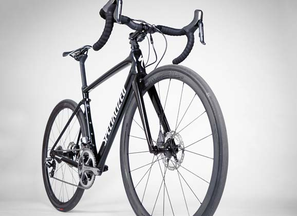 The 'new' Specialized Roubaix: a road bike reimagined