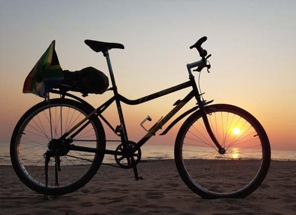 Joburg2Kili: riding for Qhubeka #BicyclesChangeLives