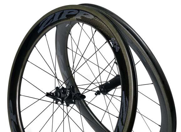 Paraphernalia: Zipp 404 NSW Wheelset