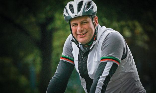Steve Bracks: the new Chair of Cycling Australia