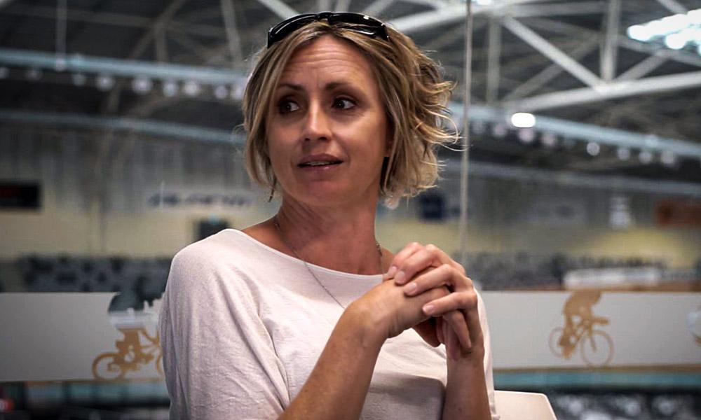 Talking Cycling with Sarah Ulmer