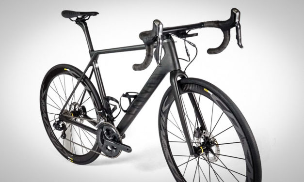 Bike test 02: RIDE 75 – Canyon Ultimate  CF SLX Disc 8.0