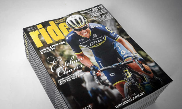 RIDE Cycling Review – issue 75