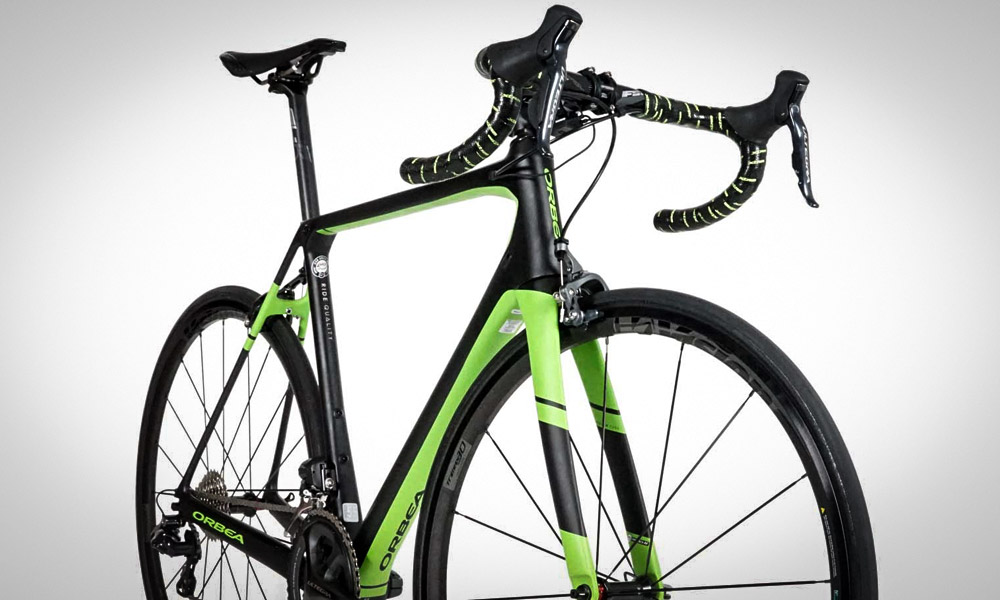 Bike test 04: RIDE 75 – Orbea Orca