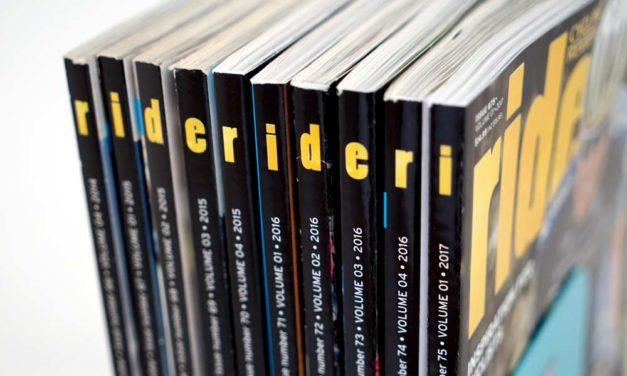 RIDE Media – into the future