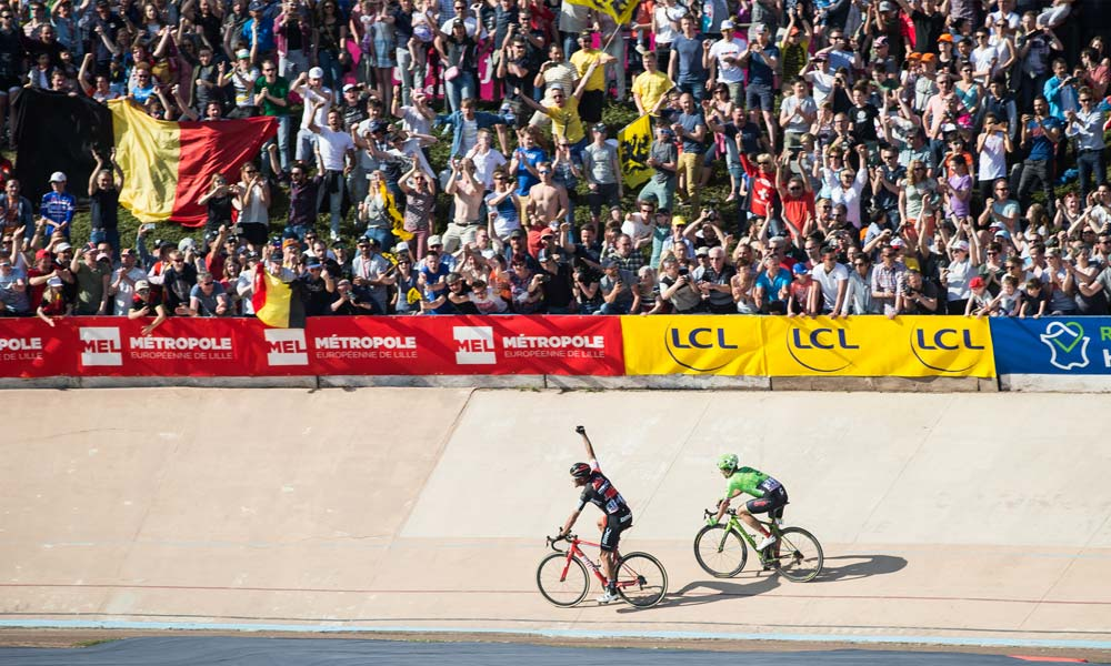 Paris-Roubaix gallery by Leon van Bon