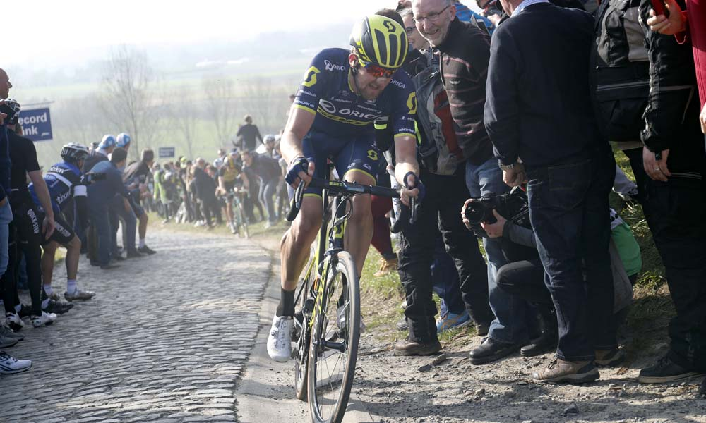 Luke Durbridge on cycling's Classics: Flanders and Roubaix