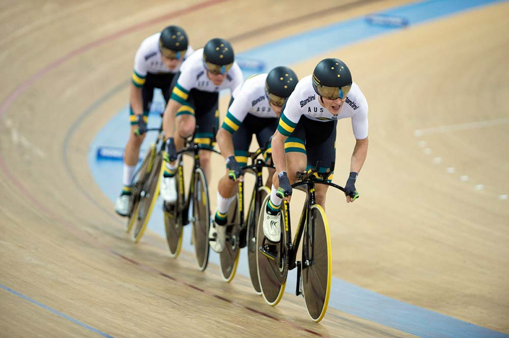 Photo: Casey Gibson (courtesy Cycling Australia)