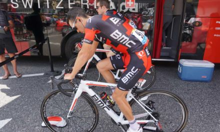 Richie Porte on training: 54,000m of climbing in 3 weeks