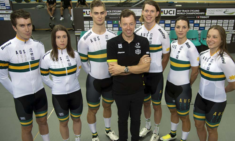 Simon Jones Q&A: Cycling Australia's new HP director