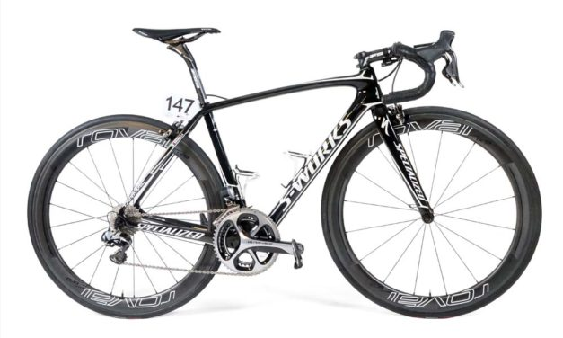 Team Bike 2017: Quickstep's Specialized Tarmac