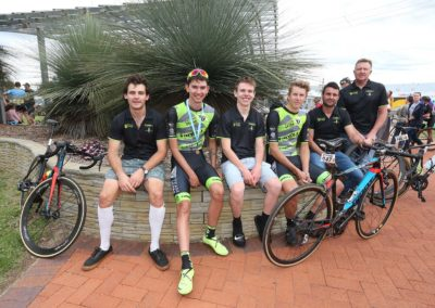 Tinelli-Powerstream-Racing-Team