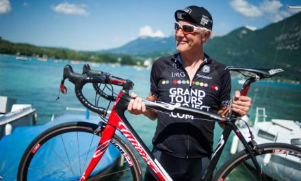 3 Grand Tours in a year: part 1 – Keith Tuffley