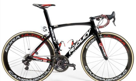 Team bike 2017: Lotto-Soudal's Ridley