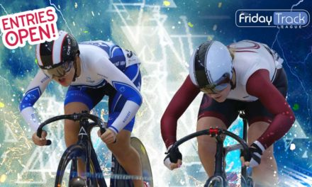 Friday Track League: raising funds for MND research