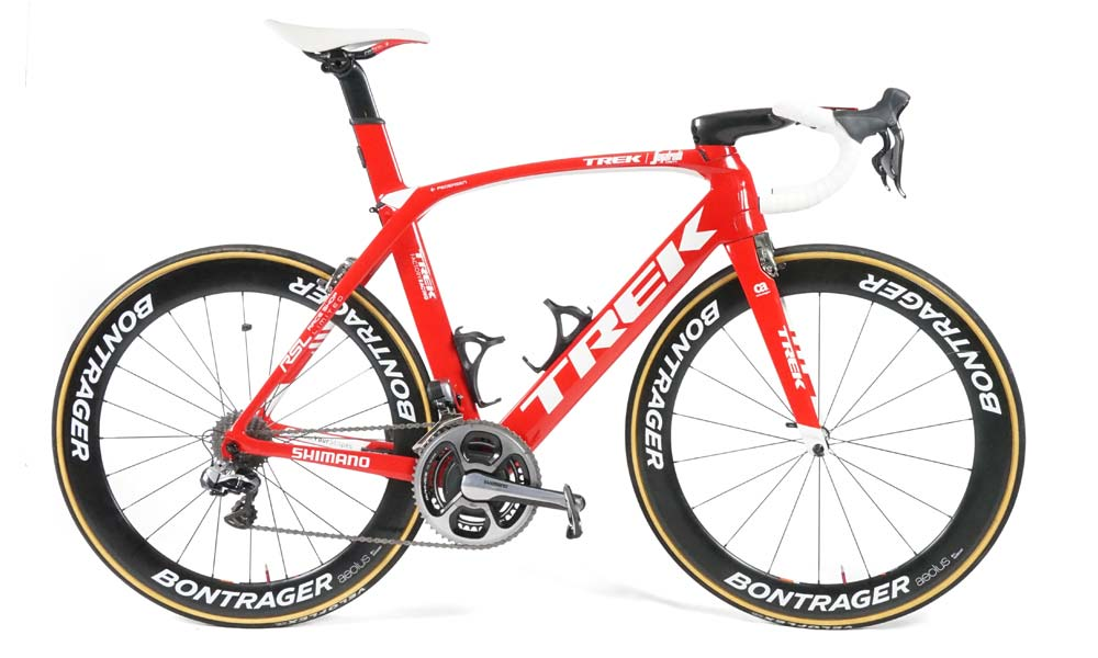 Team bike 2017: Trek-Segafredo's Madone